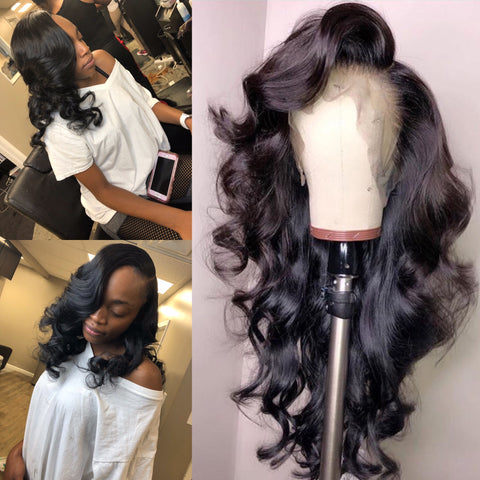 Full Lace Wig/Lace Front Wig Body Wave Hair