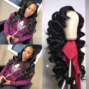 Full Lace Wig/Lace Front Wig Loose Wave Hair