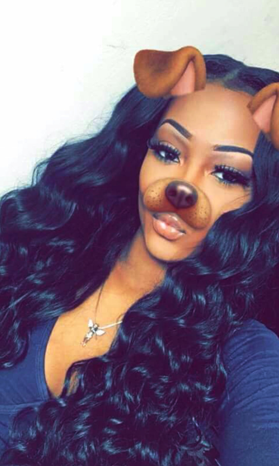 Tohyadd 3 Bundles With a Closure/Frontal Loose Wave Hair Natural Color