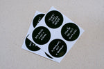 A Movement Not A #Moment ~ Guerrilla Sticker Pack