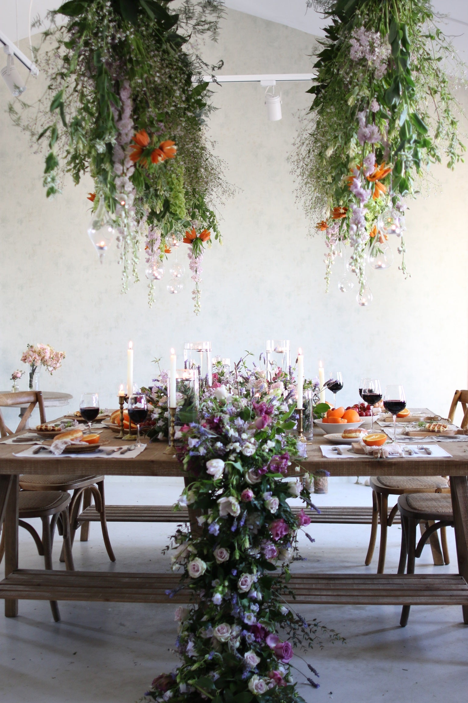 Wedding Floral Design Workshop and Wedding Decoration, June 26 - 27