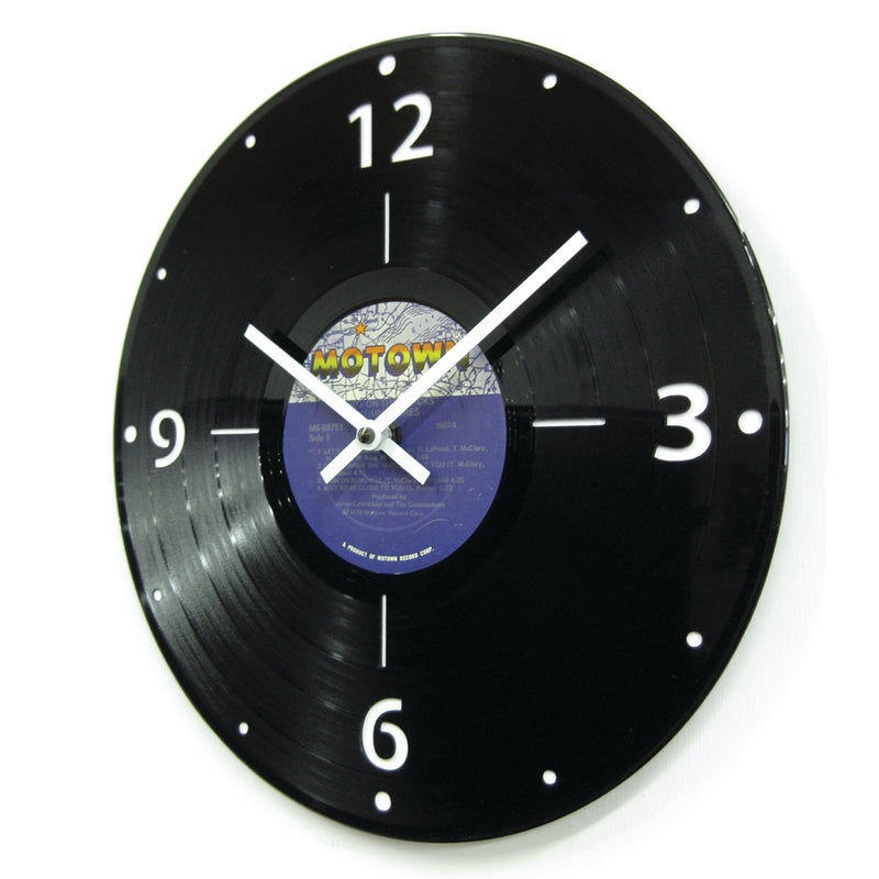 Vintage Recycled Record LP Clock - Wholesale Case Pack of 3