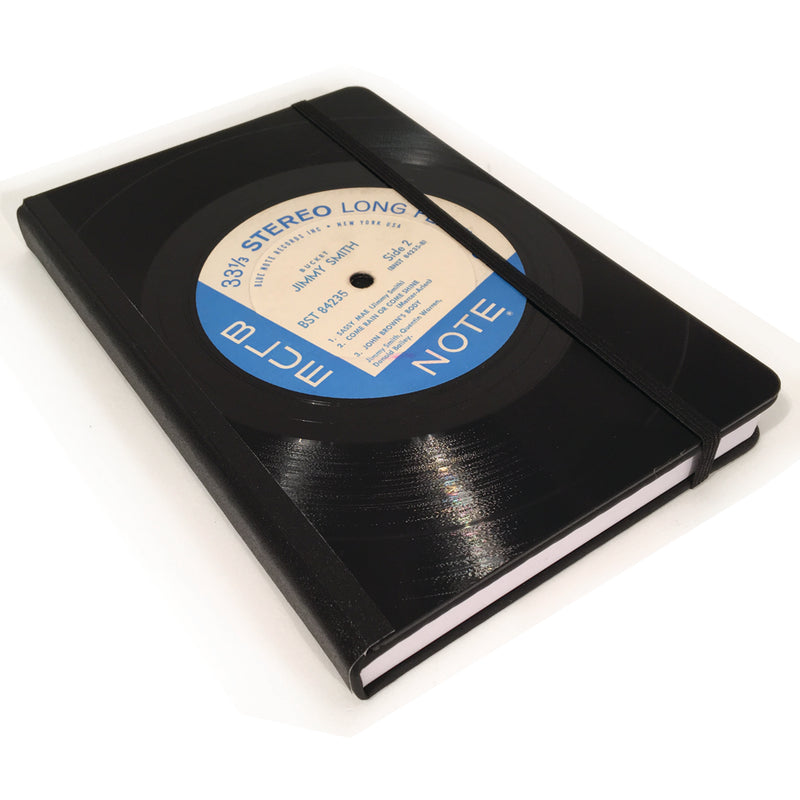 Vintage Vinyl Recycled Record Large Journal - Wholesale Case Pack of 6