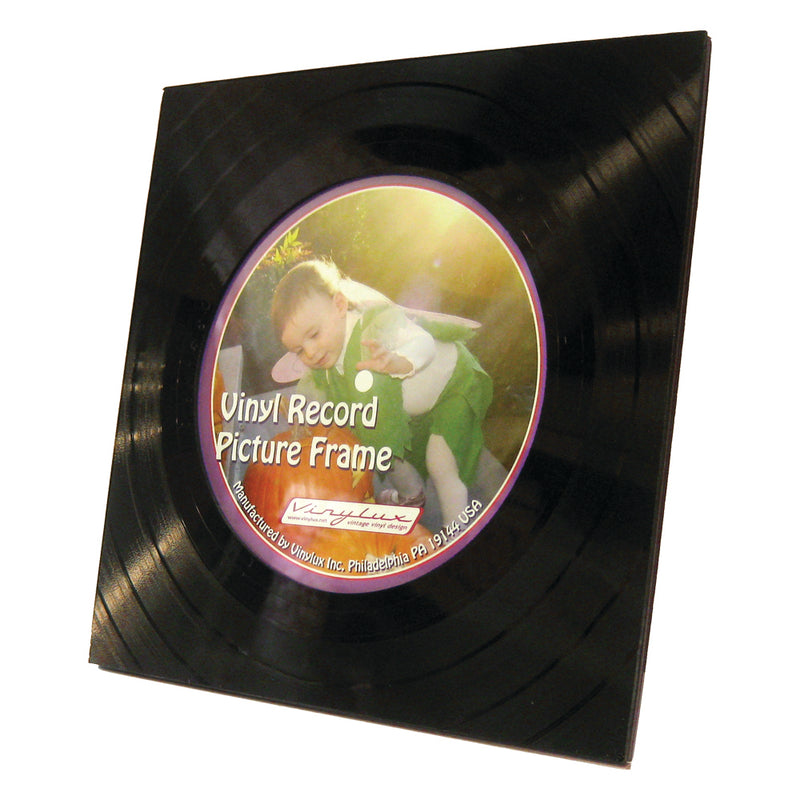 Vintage Recycled Record Picture Frame - Wholesale Case Pack of 6