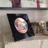Vintage Recycled Record Picture Frame