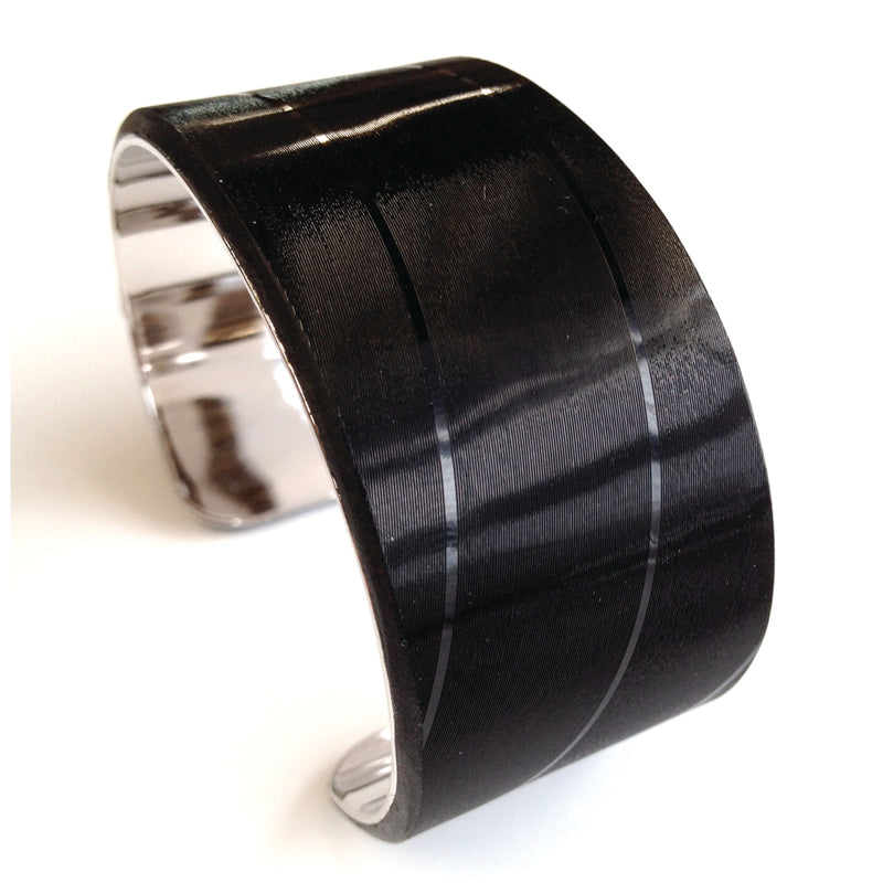 Vintage Vinyl Unisex Record Cuff - Wholesale Case Pack of 3