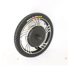 "Carregar imagem no visualizador da galeria, 36V 750W 48V 1000W Ebike 14"" 16"" 18"" 20"" Integral Front Wheel Conversion Kits"