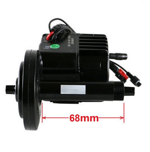 48V 1000W BBS03 BBSHD Bafang 8fun Mid Drive Central Motor Electric Bike Conversion Kits
