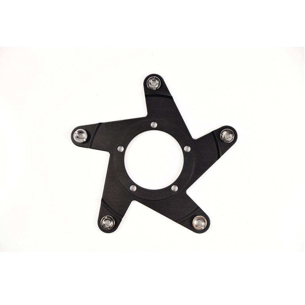 Bafang BBS01 BBS02 5-hole 130BCD Chain Ring Adapter