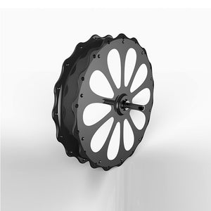 "36V 250W eBike 16"" 20"" 24"" 26"" 27.5"" 29"" Front Wheel Conversion Kits with Integral Lithium Battery"