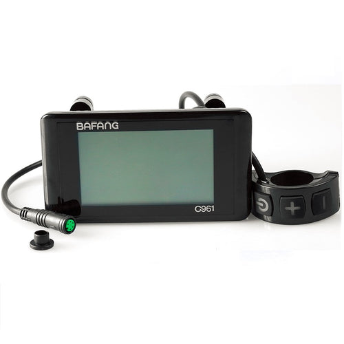 36V/48V C961 Display for Bafang Mid-Drive Kits