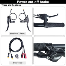 Load image into Gallery viewer, Free Shipping EU Duty Free Ebike 48V 1000W BBSHD Bafang Mid-Drive Motor Conversion Kit +52v 19.2Ah Battery
