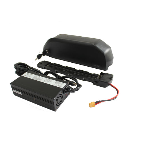 52V 12.5AH OEM Polly Frame Case Lithium Battery