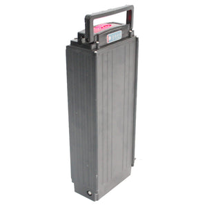 48V 17.5AH 21AH 24.5AH 28AH 31.5AH Samsung Rear Carrier Flat Case Lithium Battery