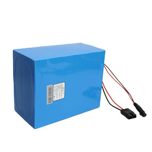 48V 45.5AH 49AH 52.5AH Rectangle Samsung Lithium Battery for 48V Big Power eBike Motorcycle