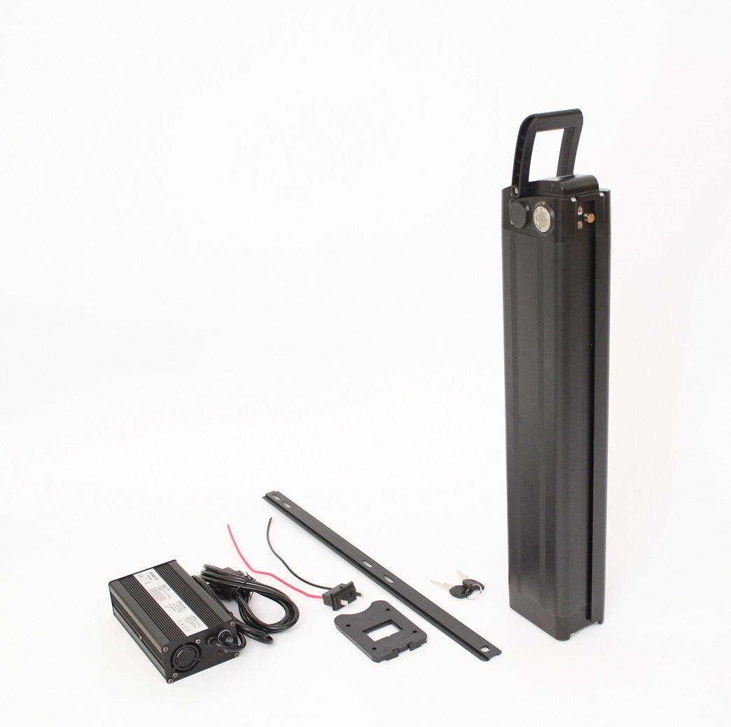 48V 16AH 19.2AH 22.4AH 25.6AH 28.8AH LG Seat Tube Slim Case Lithium Battery
