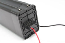 Load image into Gallery viewer, 48V 14.5AH 17.4AH 20.3AH 23.2AH 26.1AH Panasonic Seat Tube Slim Case Lithium Battery