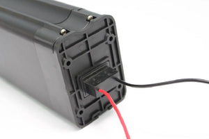 48V 14.5AH 17.4AH 20.3AH 23.2AH 26.1AH Panasonic Seat Tube Slim Case Lithium Battery