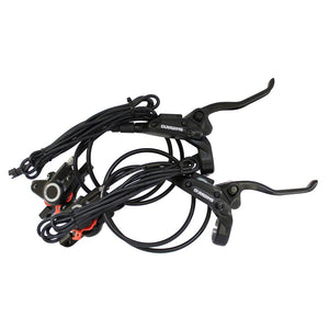 Shimano M355 Hydraulic Disc Brake with brake sensor for Bafang Mid-Drive Kits