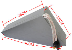 48V 21AH 24.5AH 28AH 31.5AH Samsung Down Tube Triangle Lithium Battery
