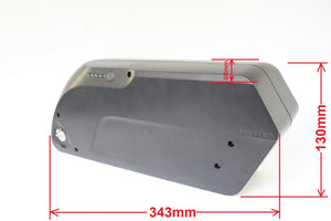 36V 17.5AH 21AH Samsung TigerShark Frame Case Lithium Battery