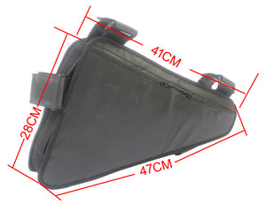 52V 21AH 24.5AH 28AH 31.5AH Samsung Down Tube Triangle Lithium Battery