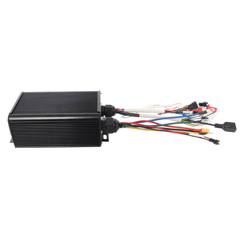 36V-72V 1000W-2000W Sine Wave Intelligent 45A Controller For eBike Electric Bike