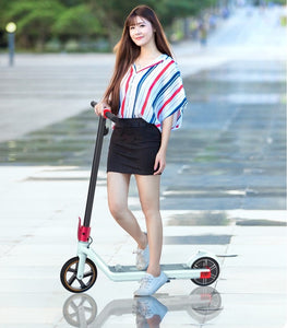 24V 150W Light Weight Folding Electric Kick Scooter for Women and Children