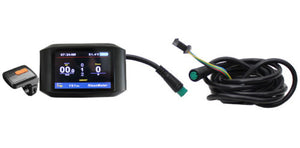 Electric Bike 36-72V 45A 1000W-2000W Controller+ Color LCD +Bluetooth Module