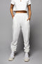 GIGI SWEATPANTS - WHITE