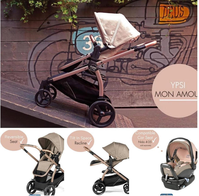 Peg Perego Rose Gold Mon Amour