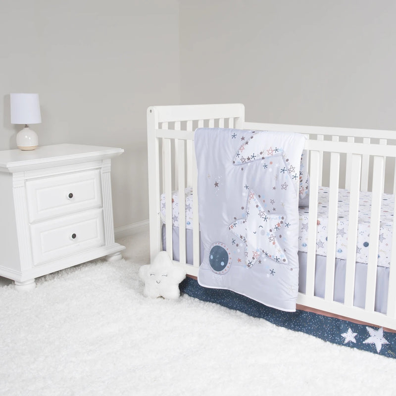 Crib Set Starlight 3PCS