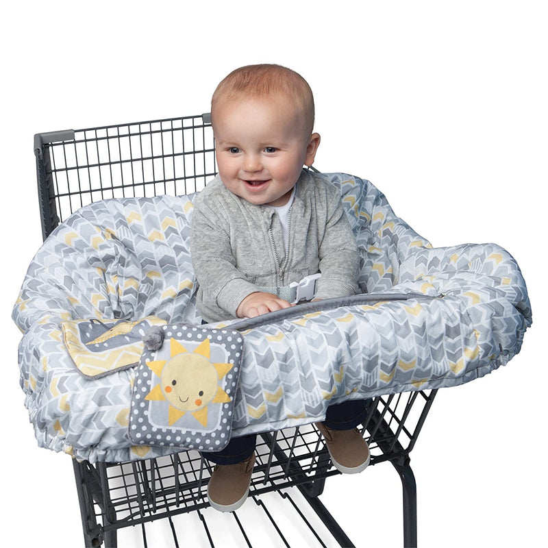 Shopping Cart & High Chair Cover