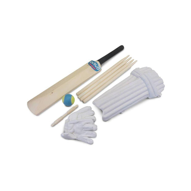 Activo Complete Cricket Set