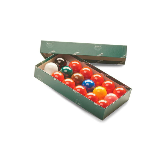Aramith 10 Red Snooker Set