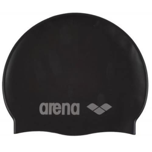 Arena Swim Classic Silicone Cap Junior - Black