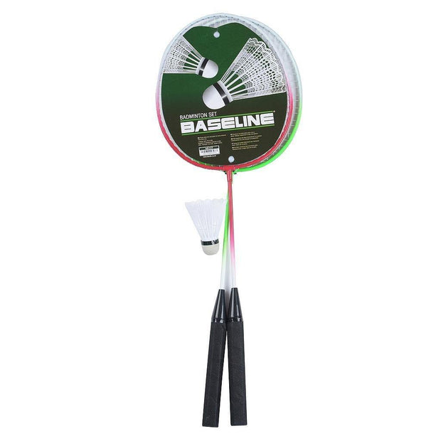 Baseline 2 Player Badminton Set