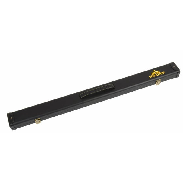 Black Clubman Case for Two Piece Cues