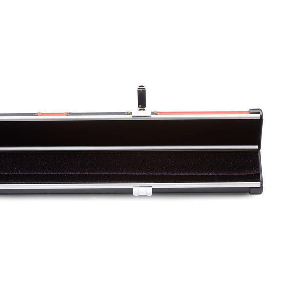Black & Red Patch Halo Wide Case for One Piece Cue(s)