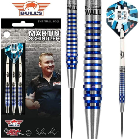 Bull's Darts Martin Schindler The Wall 22g