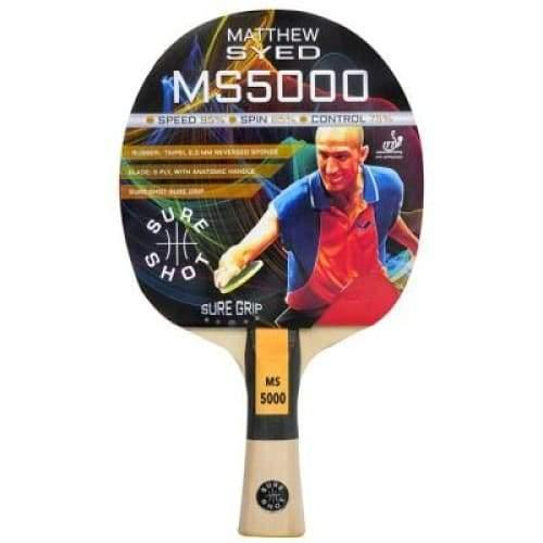 Butterfly Table Tennis Bat - M.Syed 5000