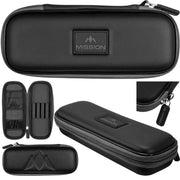 Freedom Slim Case Mission Darts available in 5 colour - Black/Grey