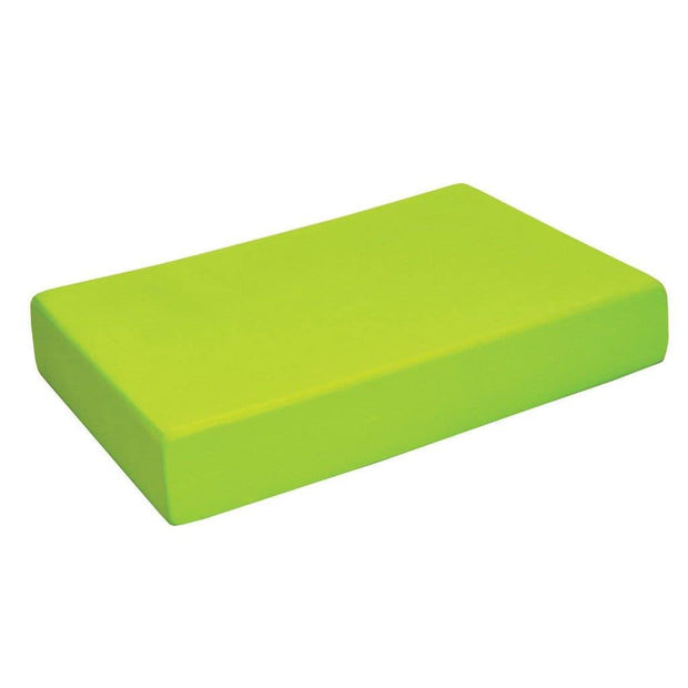 Full Yoga Block - Lime