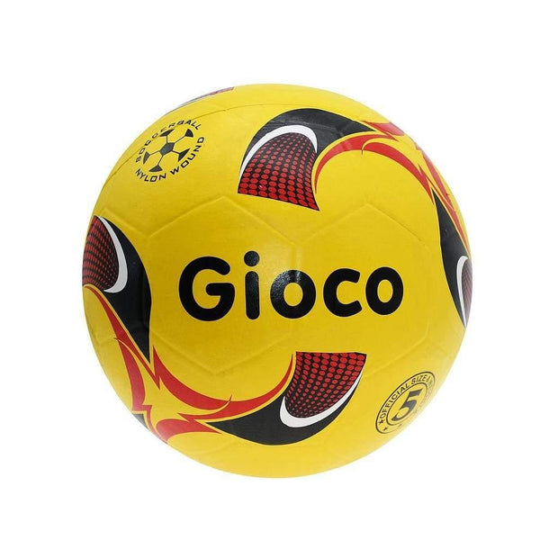 Gioco Moulded Footballs (Size 4 & 5)