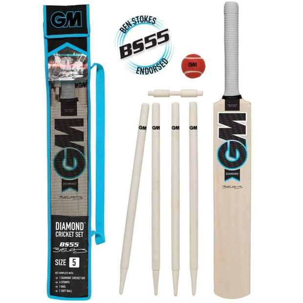 GM Diamond Cricket Set Size 3