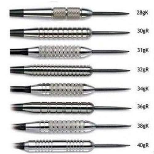 Harrows Darts Assassin Heavy 80% Tungsten 28g-40g Darts