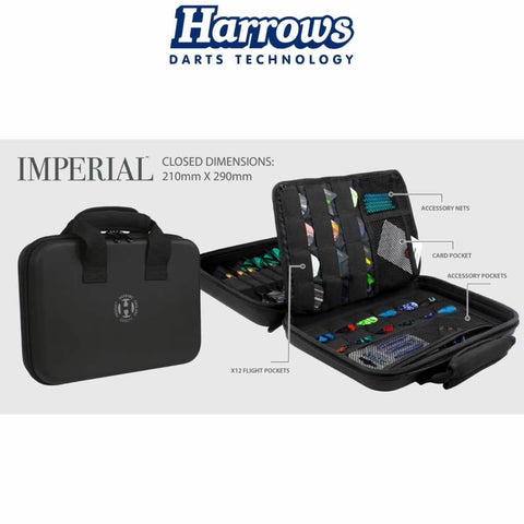 Harrows Darts Imperial Darts Case