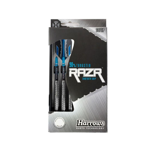 Harrows Darts Razr 90% Tungsten Darts 21g - 30g