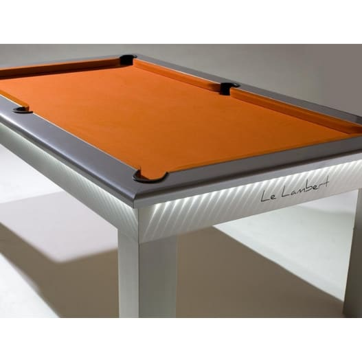 Le Lambert Dining Room Pool Table