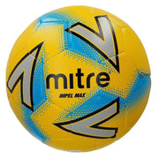 Mitre Impel Max Training Ball - Yellow/Silver/Blue / Size 3